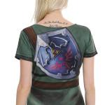 着るだけで「ゼルダの伝説」リンクになれちゃうワンピース&パーカーがカワイイ!