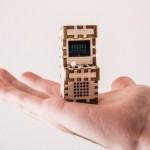 ちゃんと遊べる!手のひらサイズの超ミニアーケードゲーム筐体「Tiny Arcade」がカワイイ