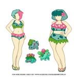 超おしゃれ!もしも「ポケモン」キャラ風デザインの水着があったら…?