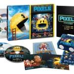 パックマンのドット絵フィギュアつき!?「ピクセル」ブルーレイのAmazon限定版が豪華すぎる!