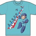 おっきめプリントがかわいい!『ロックマン クラシックスコレクション』発売に合わせ、ロックマンの新作Tシャツが発売に!