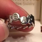 ギークなカップルに!「コナミコマンド」デザインの結婚指輪がステキすぎる