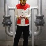 ファミコンモチーフのラインが超カッコいい!大人が着れるデザインシャツ「8BIT PROTECT SHIRT」がTHUNDERBOXより発売に!