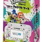 シオカラーズのクリーニングクロスつき!「スプラトゥーン イカしたプロテクトケース for Wii U GamePad」が発売に