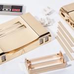 金ピカで超ゴージャス!24金のゴールドファミコン互換機が海外にて発売に!