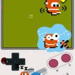 超カワイイ!LINEクリエイターズスタンプにて、新作レトロゲームドット絵スタンプ『忍者じゃじゃ丸くん』が登場!