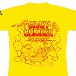 ゲームスグロリアースがニチブツ&ナムコとコラボ!「クレイジークライマー」、「バトルシティ」、「未来忍者」の新作Tシャツが5/3に発売決定!