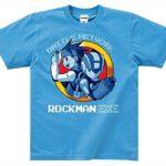 ロックマンにブルース、フォルテ!「ロックマンエグゼ」の新作Tシャツ3種が登場!