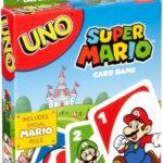 久しぶりに遊びたい…!スーパーマリオデザインのキュートな『UNO』が発売に!