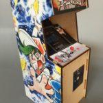 レトロゲームを楽しむイベント「ゲームインパクト」3周年記念コラボグッズが登場!第1弾は『ゲームセンターあらし』のミニゲーム筐体!