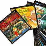 「30周年記念盤 ゼルダの伝説 ゲーム音楽集」、収録曲の内容と、初回生産限定仕様の豪華BOX&差し替えジャケット16種のビジュアルが公開に!