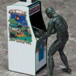 レトロなアーケードゲーム筐体がミニチュア化!「ナムコ アーケードゲームマシンコレクション」が発売に
