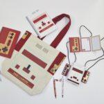 ペンやメモ帳、トートバッグまで!三英貿易より「ファミリーコンピュータ」雑貨シリーズが発売決定!全部かわいい!