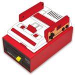 クラシックミニファミコンにピッタリ!ディスクシステム風収納ボックス「クラシックボックス ミニ」が発売に!