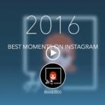 今年も作成!Instagramの写真で2016年を振り返る、「InsTrack」で動画を作ってみました!