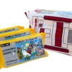 『スーパーマリオブラザーズ』のカセット柄もめっちゃかわいい!「ファミコン」パッケージのウエットティッシュが発売に