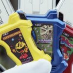 「仮面ライダーエグゼイド」のレトロゲームガシャット!『パックマン』『ゼビウス』『ファミスタ』が発売に