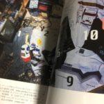 ステキTシャツいっぱい!ファッション誌「EYESCREAM」にて、セガVS任天堂のゲームTシャツ特集ページを発見!