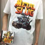 今日のゲームTシャツ:ファッションセンターしまむらの「メタルスラッグ」Tシャツ